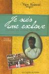 """Couverture du livre : """"Je suis une esclave"""""""