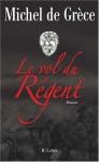 """Couverture du livre : """"Le vol du Régent"""""""