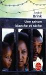 """Couverture du livre : """"Une saison blanche et sèche"""""""