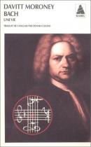 """Couverture du livre : """"Bach"""""""