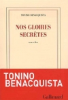 """Couverture du livre : """"Nos gloires secrètes"""""""