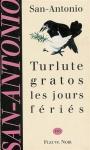 """Couverture du livre : """"Turlute gratos les jours fériés"""""""