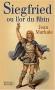 """Couverture du livre : """"Siegfried et l'or du Rhin"""""""