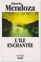 """Couverture du livre : """"L'île enchantée"""""""