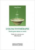 """Couverture du livre : """"L'olfactothérapie"""""""