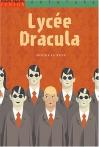 """Couverture du livre : """"Lycée Dracula"""""""