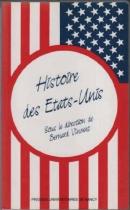 """Couverture du livre : """"Histoire des Etats-Unis"""""""