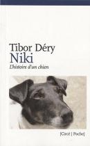 """Couverture du livre : """"Niki ou L'histoire d'un chien"""""""