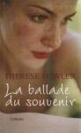 """Couverture du livre : """"La ballade du souvenir"""""""