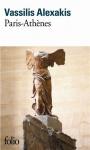 """Couverture du livre : """"Paris-Athènes"""""""