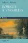 """Couverture du livre : """"Intrigue à Versailles"""""""