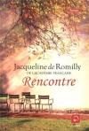 """Couverture du livre : """"Rencontre"""""""