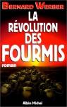 """Couverture du livre : """"La révolution des fourmis"""""""