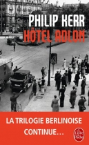 """Couverture du livre : """"Hôtel Adlon"""""""