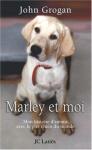 """Couverture du livre : """"Marley et moi"""""""