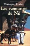 """Couverture du livre : """"Les aventuriers du Nil"""""""