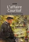 """Couverture du livre : """"L'affaire Courilof"""""""