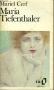 "Couverture du livre : ""Maria Tiefenthaler"""