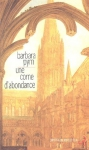"""Couverture du livre : """"Une corne d'abondance"""""""