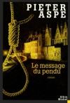 """Couverture du livre : """"Le message du pendu"""""""
