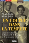 """Couverture du livre : """"Un couple dans la tempête"""""""