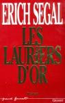 """Couverture du livre : """"Les lauriers d'or"""""""