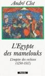"""Couverture du livre : """"L'Égypte des Mamelouks"""""""