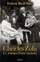 """Couverture du livre : """"Chez les Zola"""""""