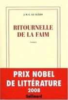 """Couverture du livre : """"Ritournelle de la faim"""""""