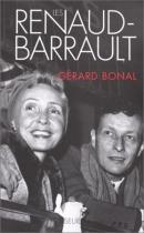 """Couverture du livre : """"Les Renaud-Barrault"""""""