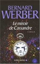 """Couverture du livre : """"Le miroir de Cassandre"""""""
