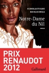 """Couverture du livre : """"Notre-Dame du Nil"""""""