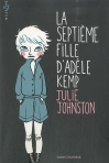 """Couverture du livre : """"La septième fille d'Adèle Kemp"""""""