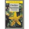 """Couverture du livre : """"L'herbier légendaire"""""""