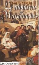 """Couverture du livre : """"Le montreur de marionnettes"""""""