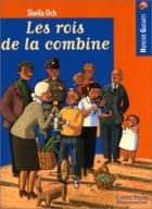 """Couverture du livre : """"Les rois de la combine"""""""