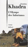 """Couverture du livre : """"L'Olympe des infortunes"""""""