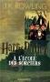 """Couverture du livre : """"Harry Potter à l'école des sorciers"""""""