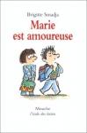 """Couverture du livre : """"Marie est amoureuse"""""""