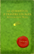"""Couverture du livre : """"Le Quidditch à travers les âges"""""""