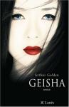 """Couverture du livre : """"Geisha"""""""