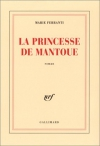 """Couverture du livre : """"La princesse de Mantoue"""""""