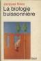 """Couverture du livre : """"La biologie buissonnière"""""""