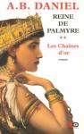 """Couverture du livre : """"Les chaînes d'or"""""""