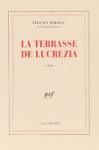 """Couverture du livre : """"La terrasse de Lucrezia"""""""