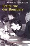 """Couverture du livre : """"Petite rue des bouchers"""""""