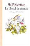 """Couverture du livre : """"Le cheval de minuit"""""""