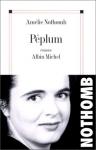 """Couverture du livre : """"Péplum"""""""