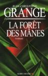 """Couverture du livre : """"La forêt des Mânes"""""""