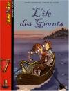 """Couverture du livre : """"L'île des géants"""""""